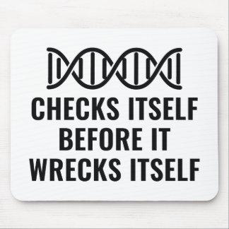 Mousepad O ADN verifica-se