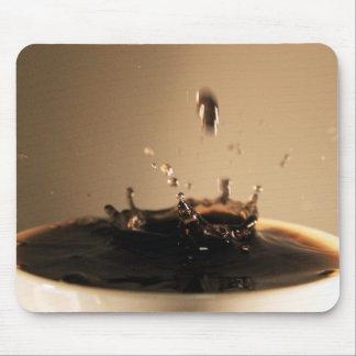 Mousepad O café espirra