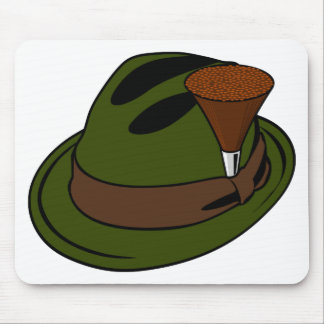 Mousepad O chapéu do caçador
