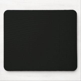 Mousepad O cinza preto vazio liso DIY adiciona a foto do