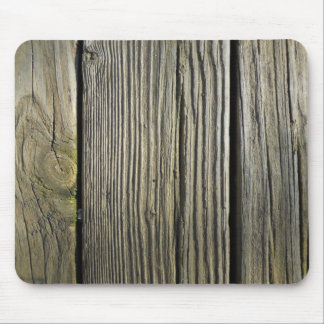 Mousepad O conselho de plataforma de madeira resistido
