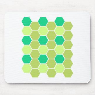 Mousepad O design obstrui o eco verde