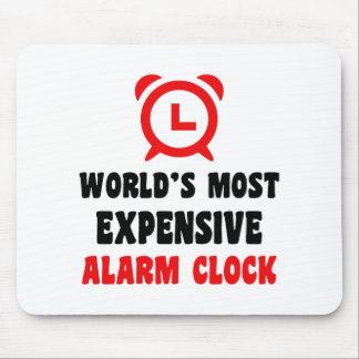 Mousepad o despertador o mais caro do mundo