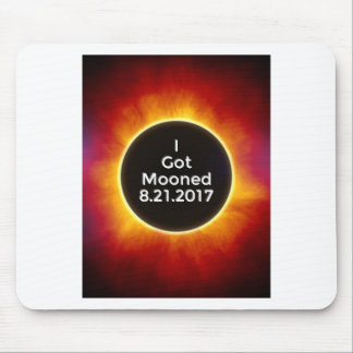 Mousepad O eclipse solar americano obtem o 21 de agosto de