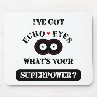 Mousepad O eco Eyes Superpower2