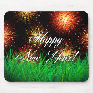 Mousepad O feliz ano novo!