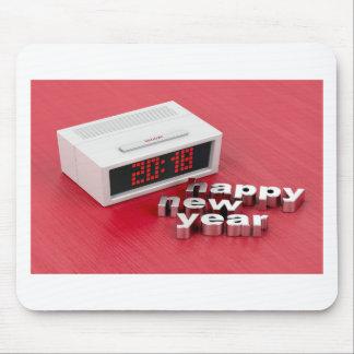 Mousepad O feliz ano novo 2018