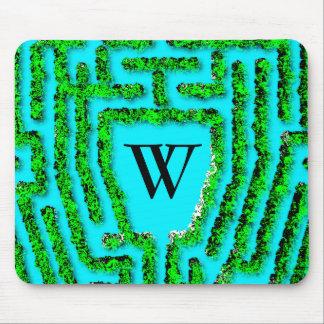 Mousepad O labirinto colonial design-personaliza com sua