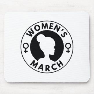 Mousepad O março das mulheres
