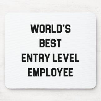 Mousepad O melhor empregado do nível básico