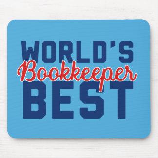 Mousepad O melhor guarda-livros do mundo