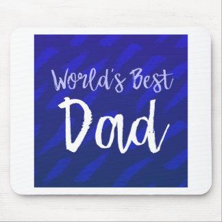 Mousepad O melhor pai do mundo
