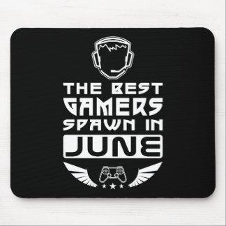 Mousepad O melhor Spawn dos Gamers em junho