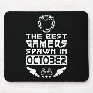 Mousepad O melhor Spawn dos Gamers em outubro