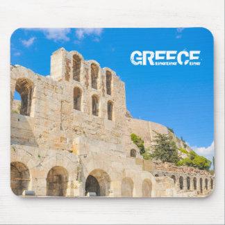 Mousepad O Odeon do Atticus de Herodes em Atenas, piscina