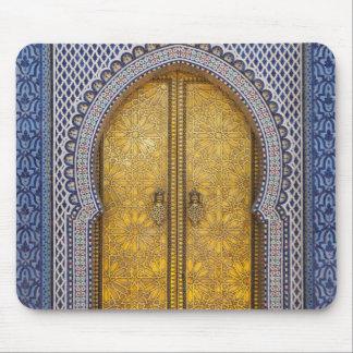 Mousepad O Palácio Ornamentado Porta dos reis