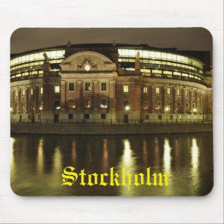 Mousepad O parlamento abriga (Riksdagshuset) em Éstocolmo