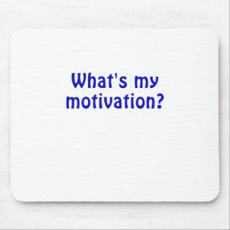 Mousepad O que é minha motivação