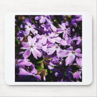 Mousepad O remendo roxo da flor