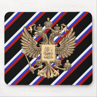 Mousepad O russo listra a bandeira