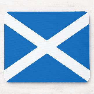 Mousepad O Saltire de Scotland, bandeira escocesa (cor ofic