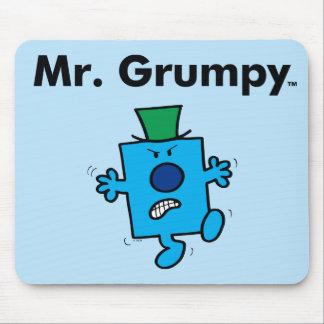 Mousepad O Sr. Mal-humorado do Sr. Homem | é um Grump