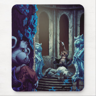 Mousepad O trono de Frost