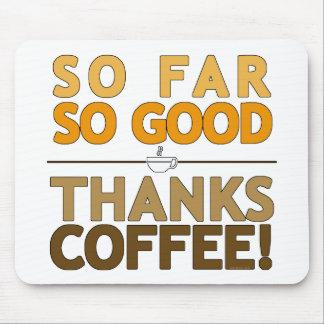 Mousepad Obrigado café