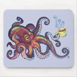Mousepad OctoCoffee