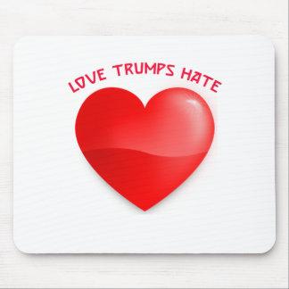Mousepad ódio dos trunfos do amor
