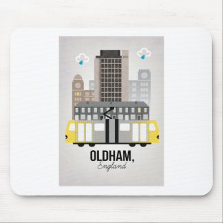 Mousepad Oldham