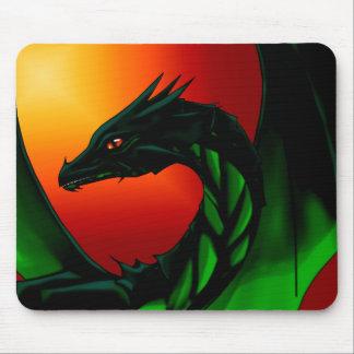 Mousepad Olho do dragão