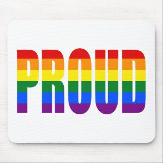 Mousepad ORGULHOSO (arco-íris)