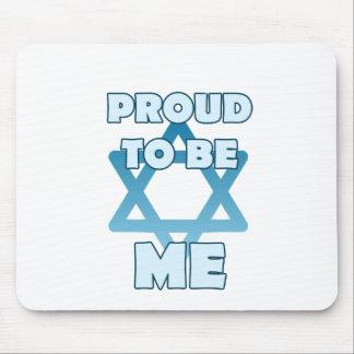 Mousepad Orgulhoso ser judaico