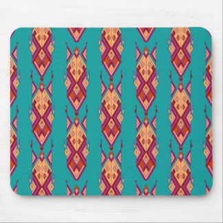 Mousepad Ornamento asteca tribal étnico do vintage