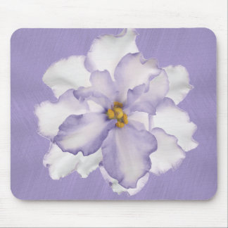 Mousepad Orquídea bonita da lavanda