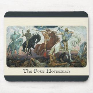 Mousepad Os 4 cavaleiro do apocalipse