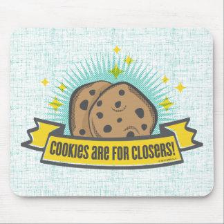 Mousepad Os biscoitos do bebê | do chefe são para Closers!