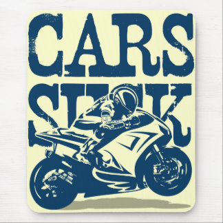 Mousepad Os carros sugam - o GP