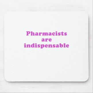 Mousepad Os farmacêuticos são indispensáveis