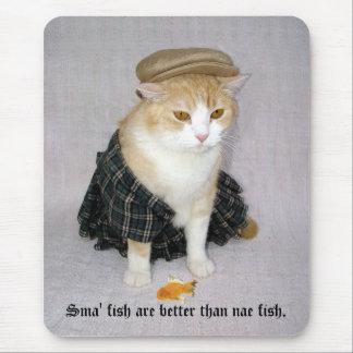 Mousepad Os peixes de Sma são melhores do que peixes do nae