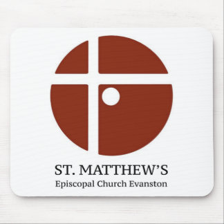 Mousepad Os produtos de St Matthew