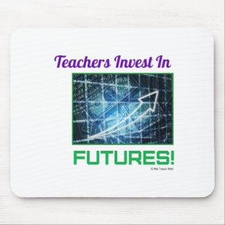 Mousepad Os professores investem no tapete do rato dos