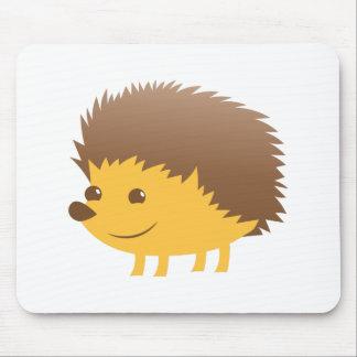 Mousepad ouriço pequeno bonito