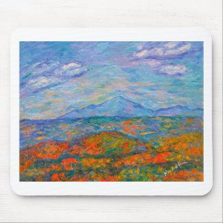Mousepad Outono azul enevoado de Ridge