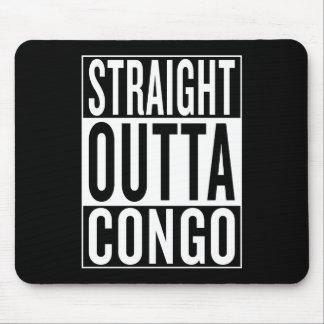 Mousepad outta reto Congo