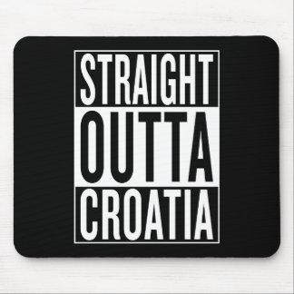 Mousepad outta reto Croatia