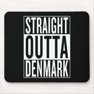 Mousepad outta reto Dinamarca