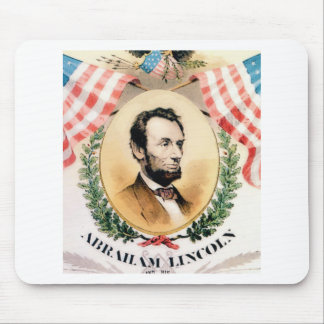 Mousepad Oval de Abe