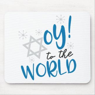 Mousepad Oy ao mundo